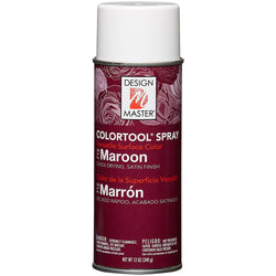 Design Master 712 Colortool Spray, Maroon