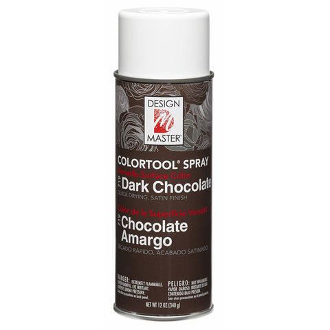 Design Master 719 Dark Chocolate Colortool Spray