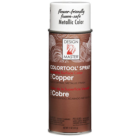 Design Master 733 Copper Colortool Spray