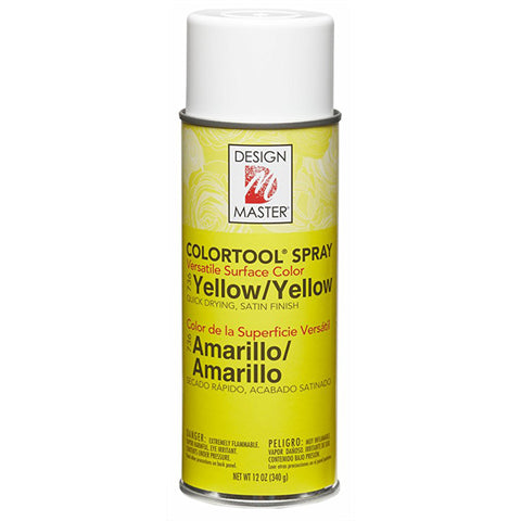 Design Master 736 Spray, Yellow
