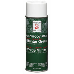 Design Master 760 Colortool Spray, Hunter Green