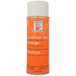 Design Master 775 Orange Colortool Spray