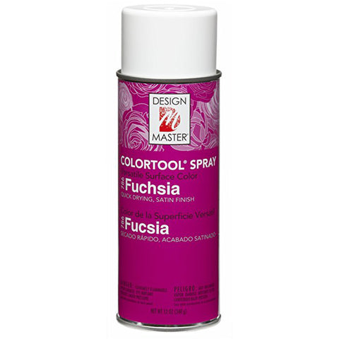 Design Master 786 Fuchsia Colortool Spray