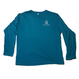 Pacific Blue C4 Copacetic Long Sleeve Shirt - Care Four