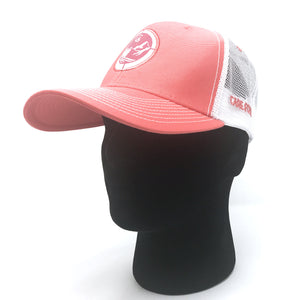 Peach C4 Copacetic Trucker Hat - Care Four