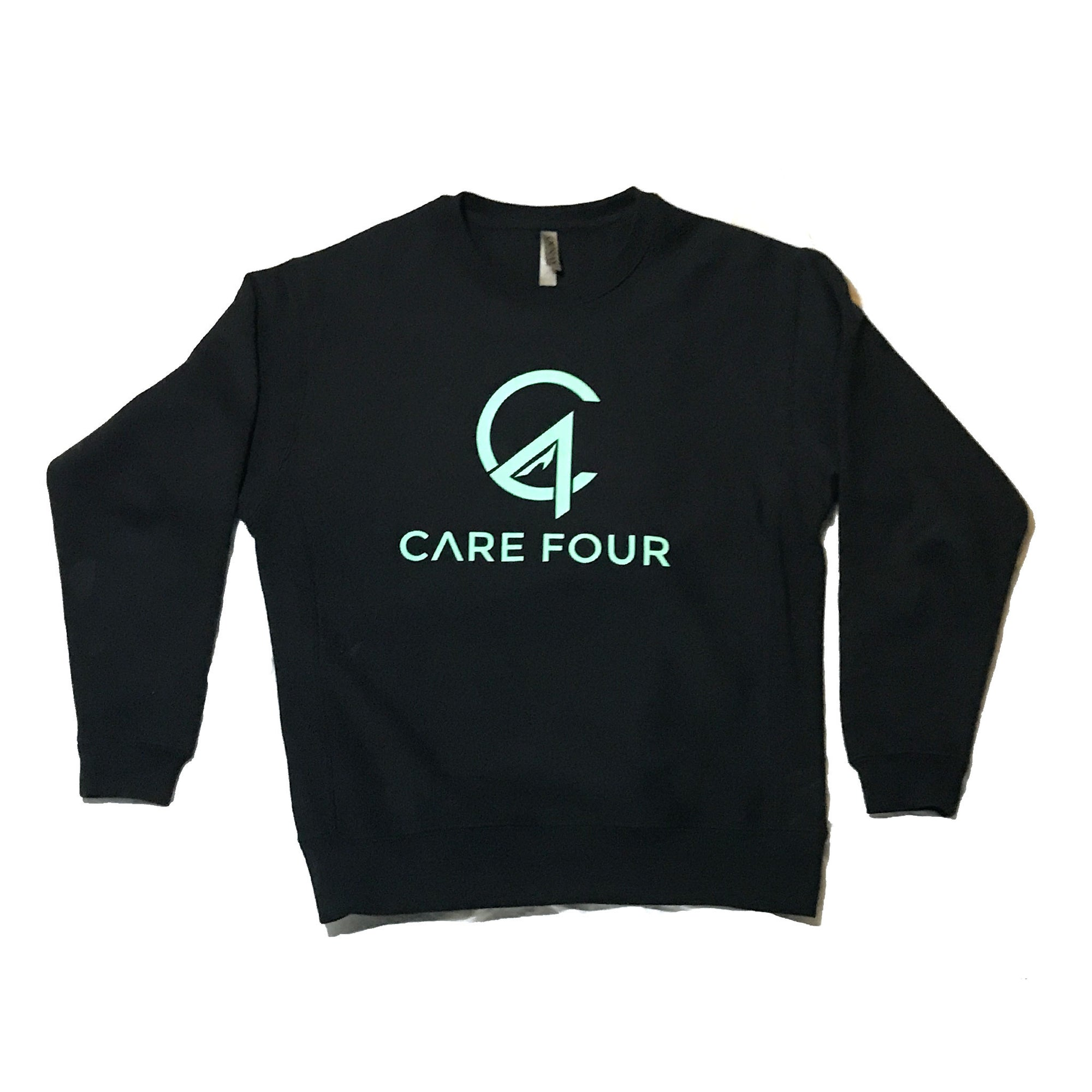 Mint C4 Crewneck Sweatshirt - Care Four