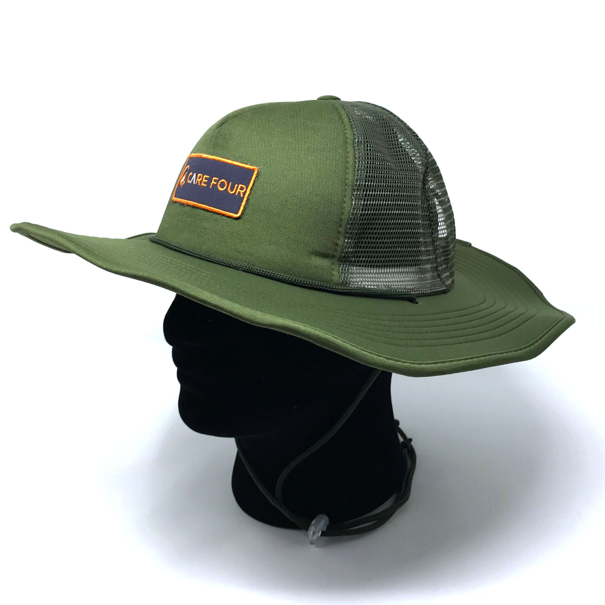 58b4ce216b4 Olive C4 RnR Snapback Bucket Hat - Care Four