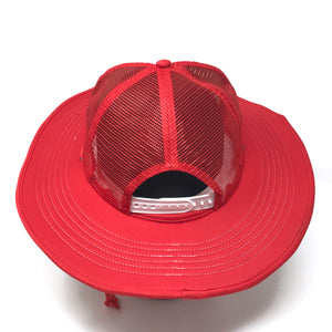 Red C4 RnR Snapback Bucket Hat - Care Four