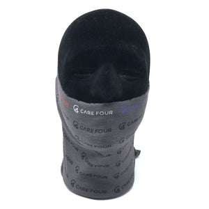 Grey C4 Launch Tube Buff - Care Four