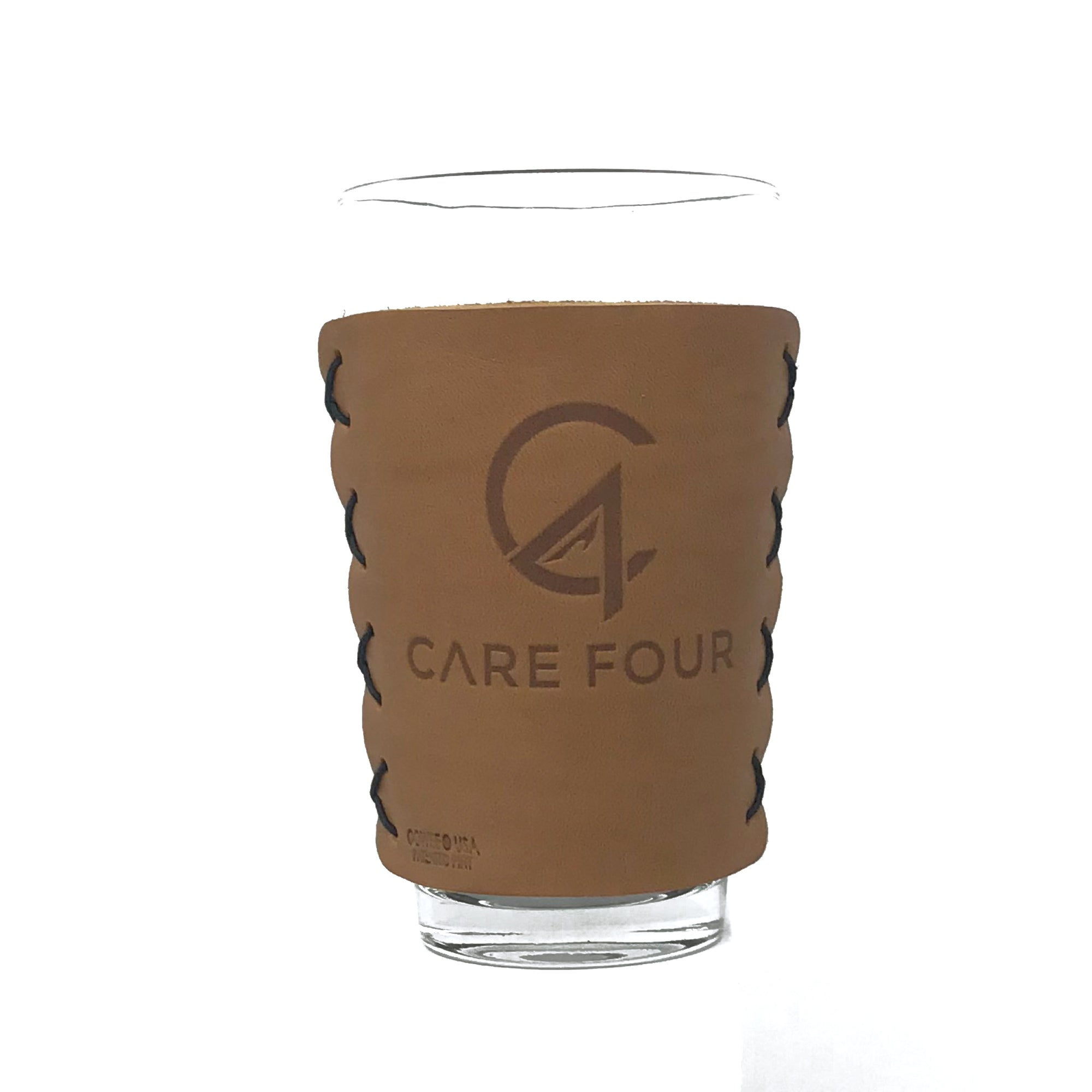 Care Four Pint Glass Koosie