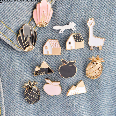 12 Piece Pin Set