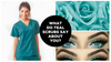 Do You Love To Wear Teal Scrubs?