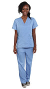 Women's 11 Pocket Slim Fit Uniform Scrubs