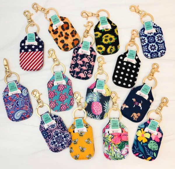 Simply Southern Hand Sanitizer Holder