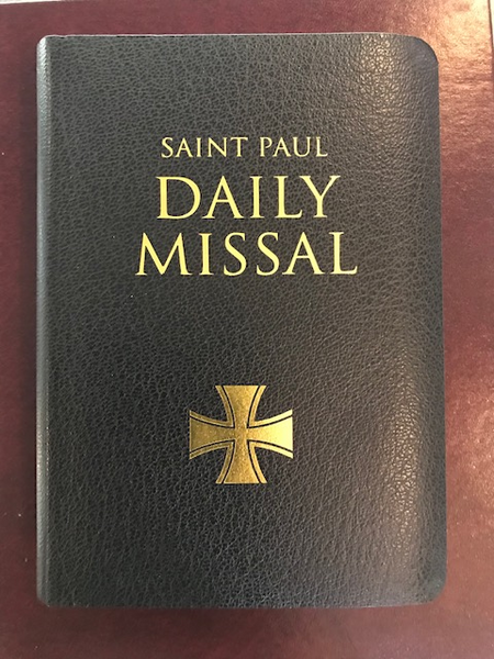 Saint Paul Daily Missal