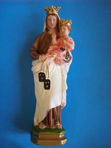 Our Lady of Mount Carmel  8""