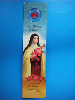 St. Therese of Lisieux Bookmark
