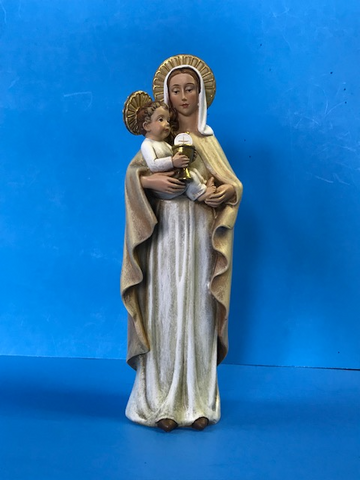 Our Lady of the Blessed Sacrament - 8 inch