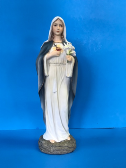 Immaculate Heart of Mary - 10 inches