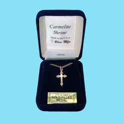 Infant Cross - 14KT Gold Filled