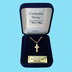 Infant Crucifix - 14KT Gold Filled