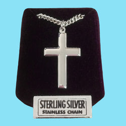 Cross - Sterling Silver