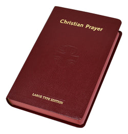Christian Prayer - Large Type Edition