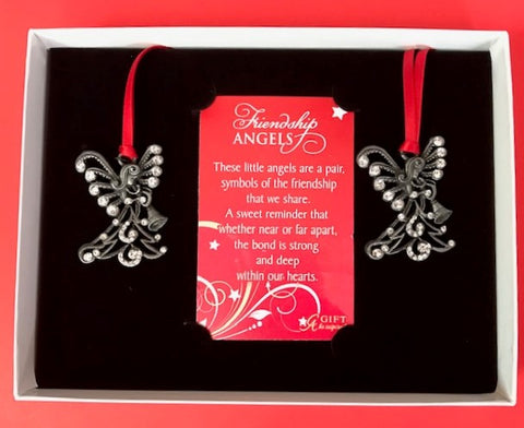 Friendship Angels Ornament