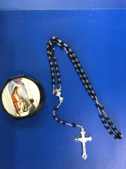 Boy's Communion Rosary