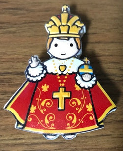 Infant of Prague Magnet