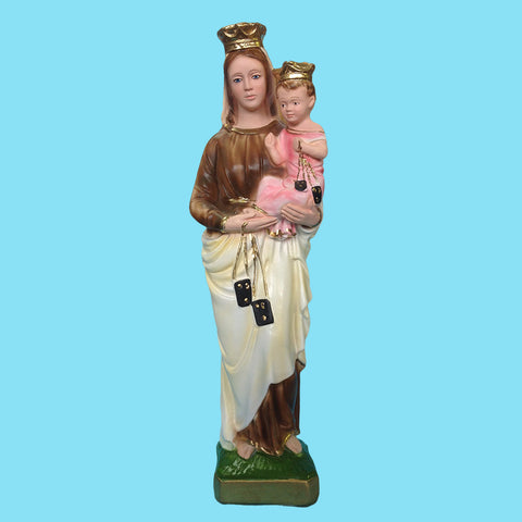 Our Lady of Mount Carmel  12""