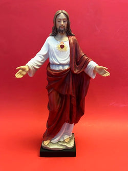 Sacred Heart of Jesus 10""