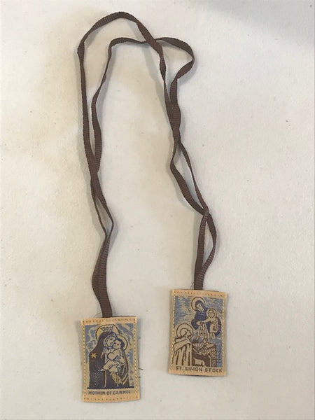 Scapular From Vietnam - Cloth