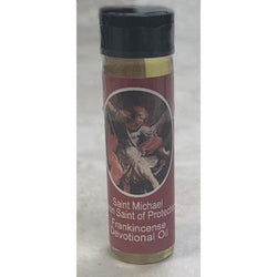 St. Michael Scented Devotional Oil