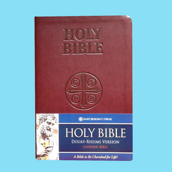 Holy Bible - Douay-Rheims Version