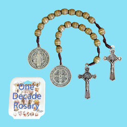 One Decade Rosary - Saint Benedict