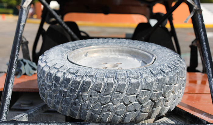 Everything You Need To Know About Your UTV's Tires