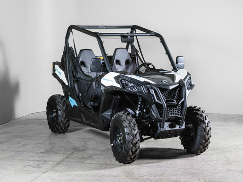 "Can-Am Maverick Trail/Sport Full UTV Windshield 1/4"" Scratch Resistant"