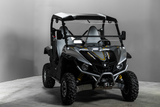 "Yamaha Wolverine Full Tilting UTV Windshield 1/4"" - Scratch Resistant"