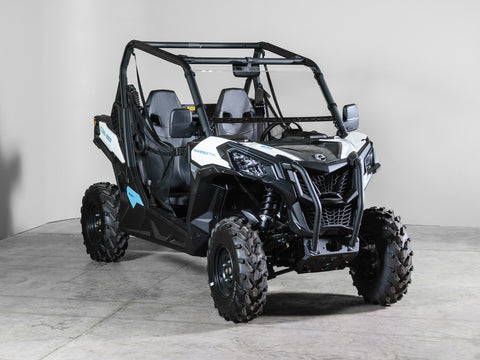 "Can-Am Maverick Trail/Sport Full Tilting UTV Windshield 3/16"" Scratch Resistant"