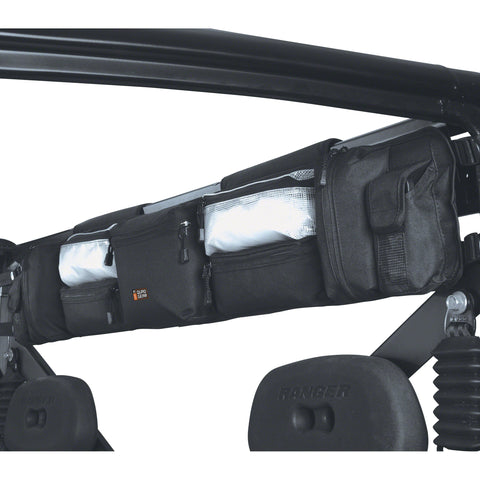 Classic Accessories QuadGear Black UTV Large Roll Cage Organizer