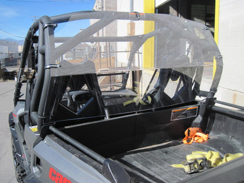 Can Am Commander Half UTV Windshield 3//16/""