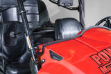 "Kymco 500/700 Full UTV Windshield 1/4"" - Scratch Resistant - Models 2014+"