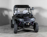 "Polaris RZR 570/800/900 Full UTV Windshield 3/16"" - Models 2014 and older"
