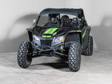 "Arctic Cat Wildcat XX Full UTV Windshield 1/4"" Scratch Resistant"