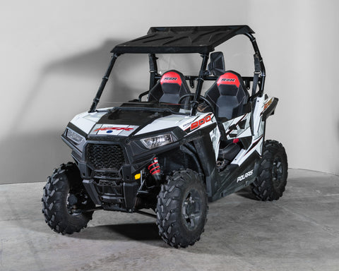 "Polaris RZR 900 Full UTV Windshield 1/4"" - Scratch Resistant - Models 2015+"
