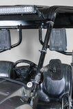 "Kymco Full UTV Windshield 1/4"" - Scratch Resistant - Models 2009-2013"