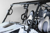 "Kawasaki T2 Full UTV Windshield 3/16"" - Scratch Resistant - Model 2014"
