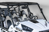 "Kawasaki T2 Full UTV Windshield 3/16"" - Model 2014"