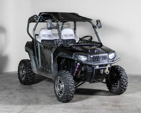 "Polaris RZR 570/800/900 Full UTV Windshield 3/16"" - Scratch Resistant - Models 2014 and older"